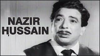The Unforgettable Actor - Nazir Hussain