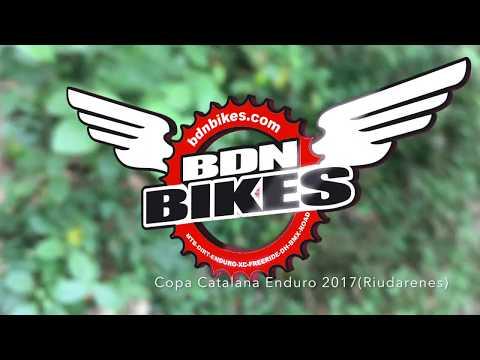 Bdnbikes Videos Copa Catalana Mtb enduro 2017 Riudarenes