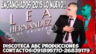 LEA HERNANDEZ  ENGANCHADOS UN SUEÑO  AL DEJARTE IR EL SUPLENTE LEA HERNANDEZ