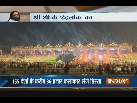 Stages All Set For World Cultural Festival 2016 In Delhi Mp3
