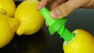 Fresh Lemon Life Hacks