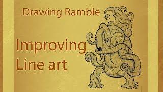 Line Art Exercises