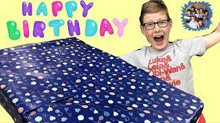 BIG BIRTHDAY SURPRISE! Matt Turns 11!