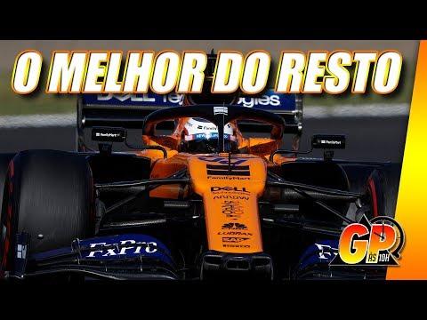 Sainz dá volta por cima após ser rejeitado pela Red Bull | GP às 10