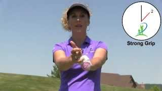 The Proper Golf Grip - Difference between Weak Grip & Strong Grip