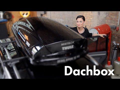 """Dachbox montieren mit Lina Van de Mars – """"Eigentlich einfach"""""""