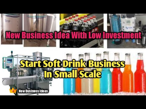 , title : 'Start Soft Drink Business In Small Scale   New Business Idea with Low Investment
