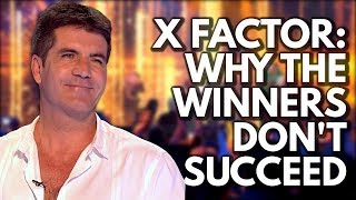 The X Factor: Why The Winners Don't Succeed   Video Essay