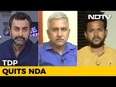 TDP Quits NDA: Andhra Battle, National Impact