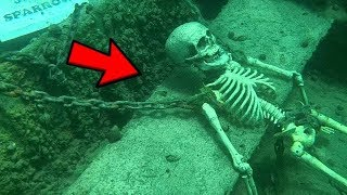 5 Bizarre Things Found Underwater Nobody Can Explain vol.2! - Video Youtube