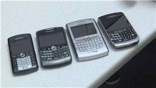 Cell Phone Tips : How to Operate a Blackberry Phone