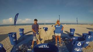 Cleanup with 4Ocean and the Tradewinds Eco Team in St. Pete