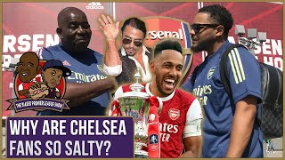 Why Are Chelsea Fans So Salty? | Biased FA Cup Show Ft. Troopz