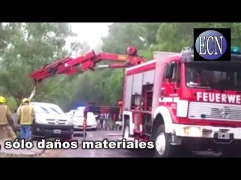 Accidente en Pasos Malos