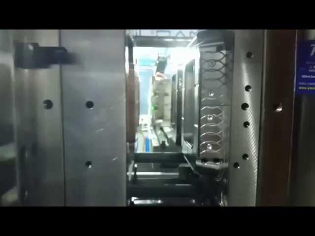 Borche BH-260 Ton Hızlı Seri Plastik Enjeksiyon Makinesi