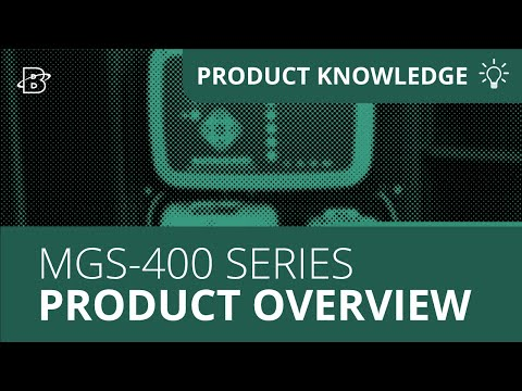 MGS-400 Series | Overview