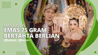 Resmi Jadi Istri Indra Priawan, Nikita Willy dapat Mas Kawin 75 Gram Emas Bertahta Berlian