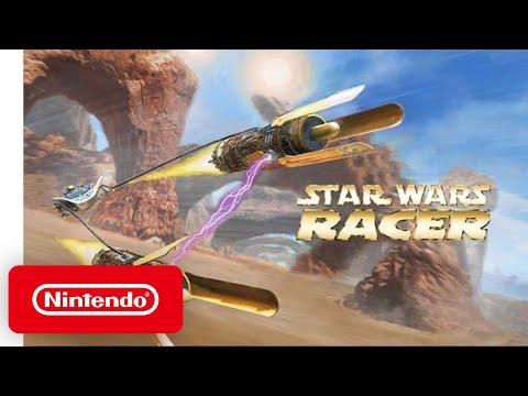 經典遊戲《星際大戰首部曲:極速飛梭》重製版遊戲畫面預告