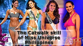 The Wonderful Catwalk Skill Of Miss Univese Philippines