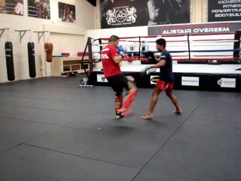 Personal Training at FPA by Azad & Maarten 1   13/12/2011