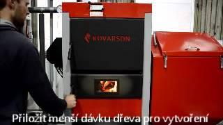 KOVARSON - první zátop v kotli PREDATOR  a MAKAK
