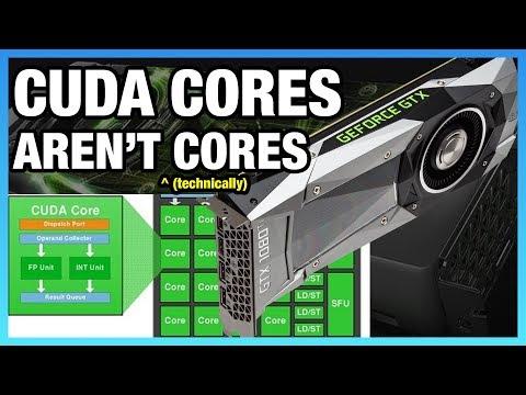 """Why CUDA """"Cores"""" Aren't Actually Cores, ft. David Kanter"""