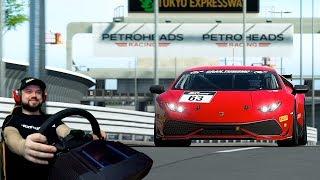 Закатываем рейтинг в бетон! Tokyo Expressway в Gran Turismo Sport