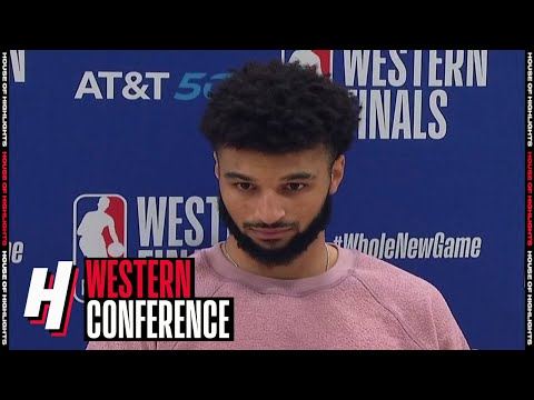 Jamal Murray Postgame Interview – Game 4 | Lakers vs Nuggets | September 24, 2020 NBA Playoffs