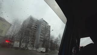 11. Разговор с таксистом по пути в Зеленоградск. У природы нет плохой погоды