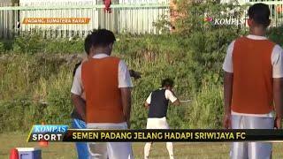 Semen Padang Bawa 16 Pemain Hadapi Sriwijaya FC