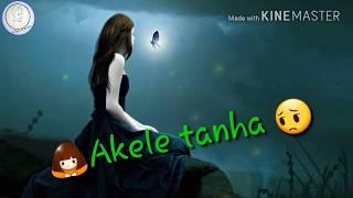 Akele tanha jiya na jaye tere bin by Devraj entertainr - YouTube