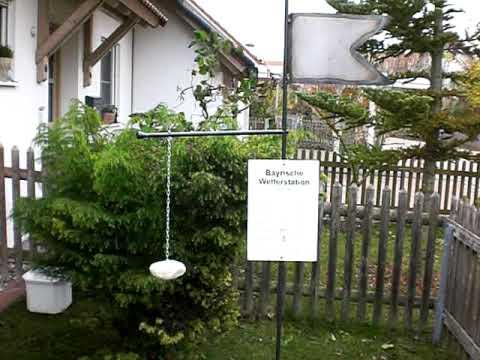 Wetterstation Wettervorhersage Bayerische