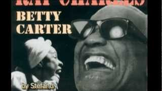 Betty Carter and Ray Charles - Ev'ry Time We Say Goodbye