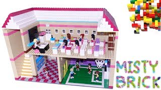Lego Friends School by Misty Brick.