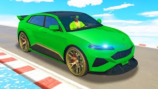 NEW $7,850,000 LAMBORGHINI GTA 5 DLC CAR!
