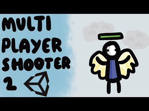 #2 HOW TO MAKE AN ONLINE SHOOTER MULTIPLAYER GAME - UNITY EASY TUTORIAL