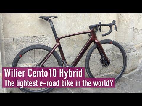 Wilier Cento10 Hybrid | The World's lightest e-road bike?