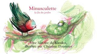 Minusculette, un album de Kimiko et Christine Davenier