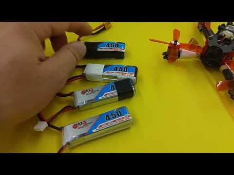 Gaoneng GNB 7.4v 2s 450MAH review
