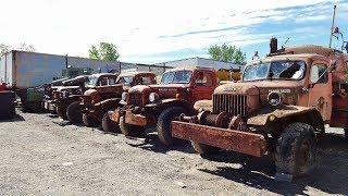 The Dodge Power Wagon