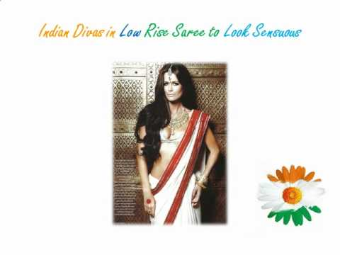 , title : 'Different Types of  Low Rise Saree Fashion Trends - How to Tutorial'