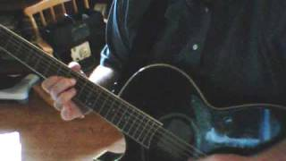 How to Play Strong Tower by Kutless Acoustic