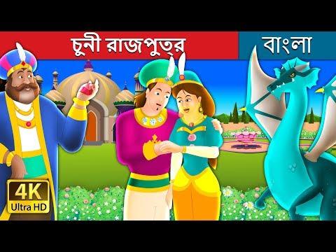 চুনী রাজপুত্র  | The Ruby Prince Story in Bengali | Bangla Cartoon | Bengali Fairy Tales