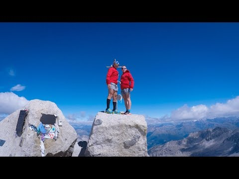 Monte Adamello 3.539m (15-07-2017)