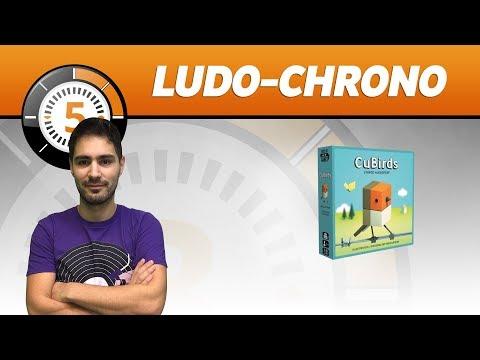 LudoChrono - Cubirds - English Version