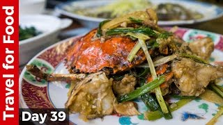 One of The Best Seafood Restaurants in Hong Kong at Aberdeen Fish Market