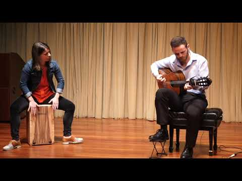 Flamenco - Bulerías from a live performance in Los Angeles