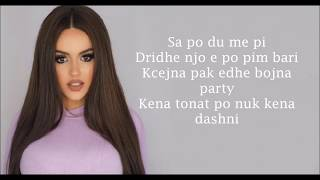 Enca - Ciao | Lyrics Video | HD