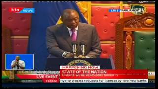 President Uhuru the Kenyan dept. has grown proportionally to the GDP and working to service the dept