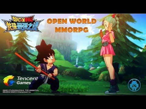 Dragon Ball Strongers Warriors Gameplay (Tencent Games) Mobile